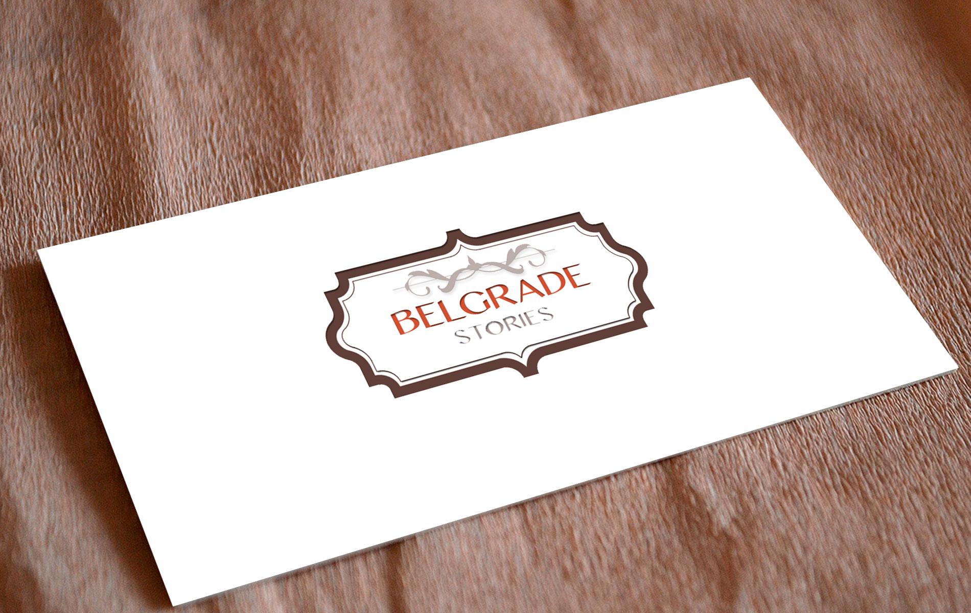 Логотип для агентства городских туров в Белграде фото f_1715893216bb6ec3.jpg