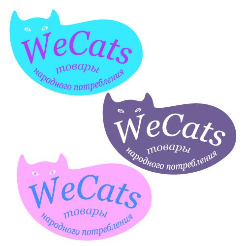 Создание логотипа WeCats фото f_2985f1e04df31051.jpg
