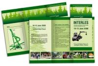 Евробуклет выставки Interles