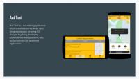 Ani Taxi(приложение для андроид)