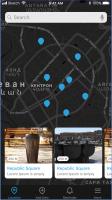 Refill (моб. приложение показывает на карте места с доступом питьевой воды и туалетов)