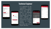 Technical Engineer (приложение для андроид)
