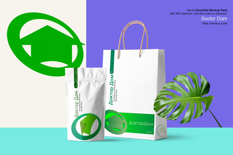 Разработать логотип для сети магазинов бытовой химии и товаров для уборки фото f_64260025ea3332f2.jpg