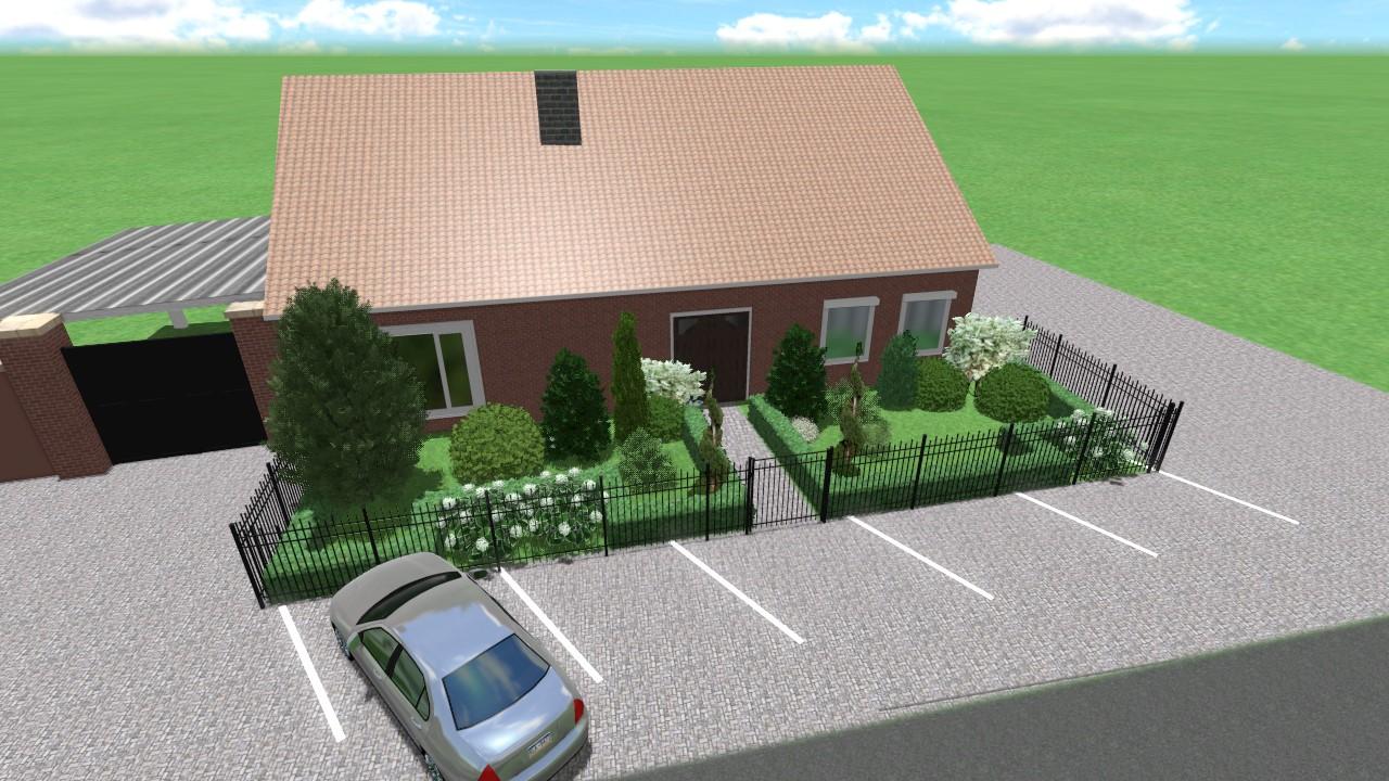 Front yard  shop благоустройство Бельгия