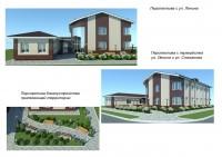 3D визуализация и разработка полного проекта по 87 постановлению, здания СЭС, г. Славянск-на-Кубани