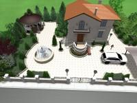 Ландшафтный проект г.Нальчик