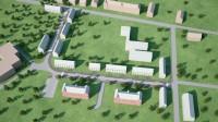 3D визуализация и разработка полного проекта по 87 постановлению, Разработка проекта дороги в г. Калининград