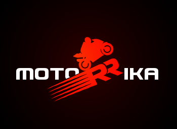 Мотогонки. Логотип, фирменный стиль. фото f_4dbc0e9bb7a8d.png