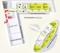 3D план навигация
