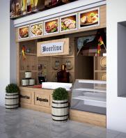 "Дизайн и визуализация ""Beerline"""