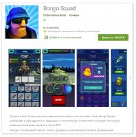 Bongo Squad (Личный проект)