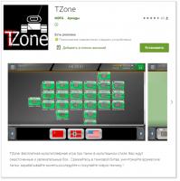 TZone (игра на заказ pc/andriod)