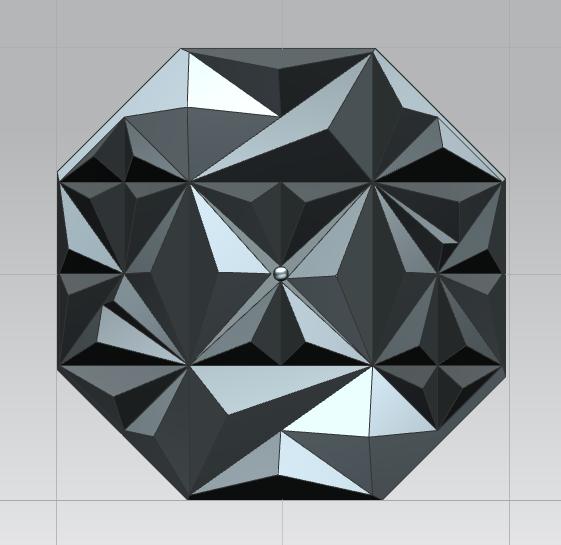 Сделать 3D модель массажного элемента формат STP/UG фото f_3845d29bfdc6b9a4.png