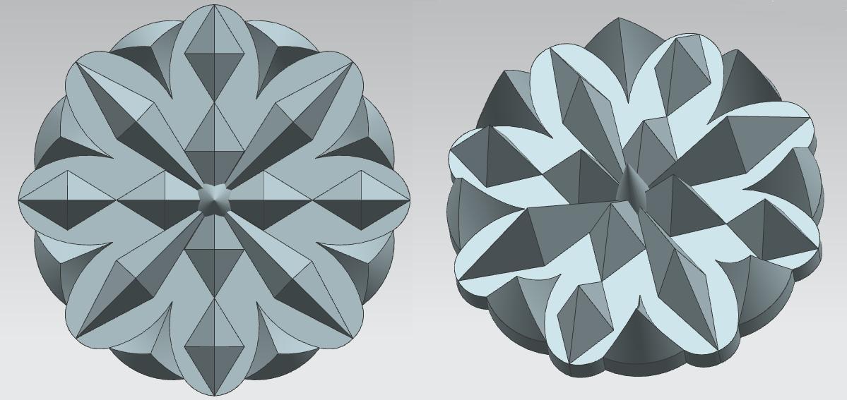 Сделать 3D модель массажного элемента формат STP/UG фото f_4105d2c87da80775.png