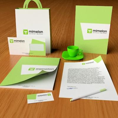 Фирменный стиль компании проявляется при использовании любого носителя.