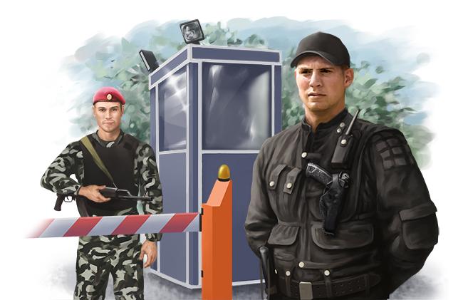 """Иллюстрация для шапки сайта """"СБ Восток""""."""