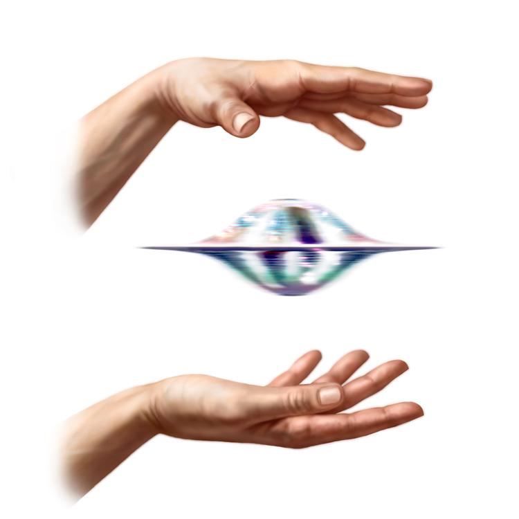 Иллюстрация magic ufo