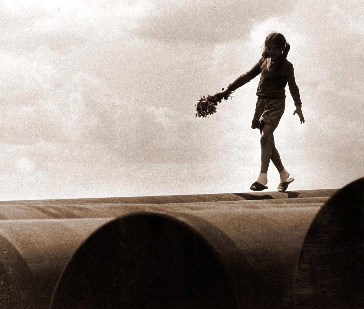 Газопроводное детство