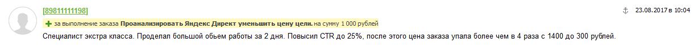 Оптимизация РК в Яндекс Директе
