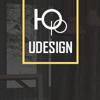 udesign (Разработка дизайн-проектов КВАРТИР, ОФИСОВ, ДОМОВ)