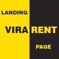 Landing Page Virarent