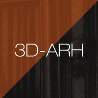 Landing Page (3d-Arh)