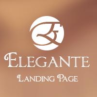 Landing Page (Elegante)