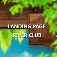 Landing Page River Club