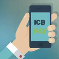 Платежная система ICB  Pay.