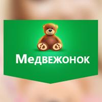 Landing Page (Медвежонок)