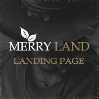 Merry Land (Landing Page)