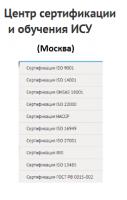 Яндекс.Директ и Google.Adwords для центра сертификации (Москва)
