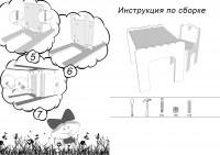 Разработка инструкции по сборке детской мебели