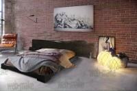Визуализация Кровати в интерьере