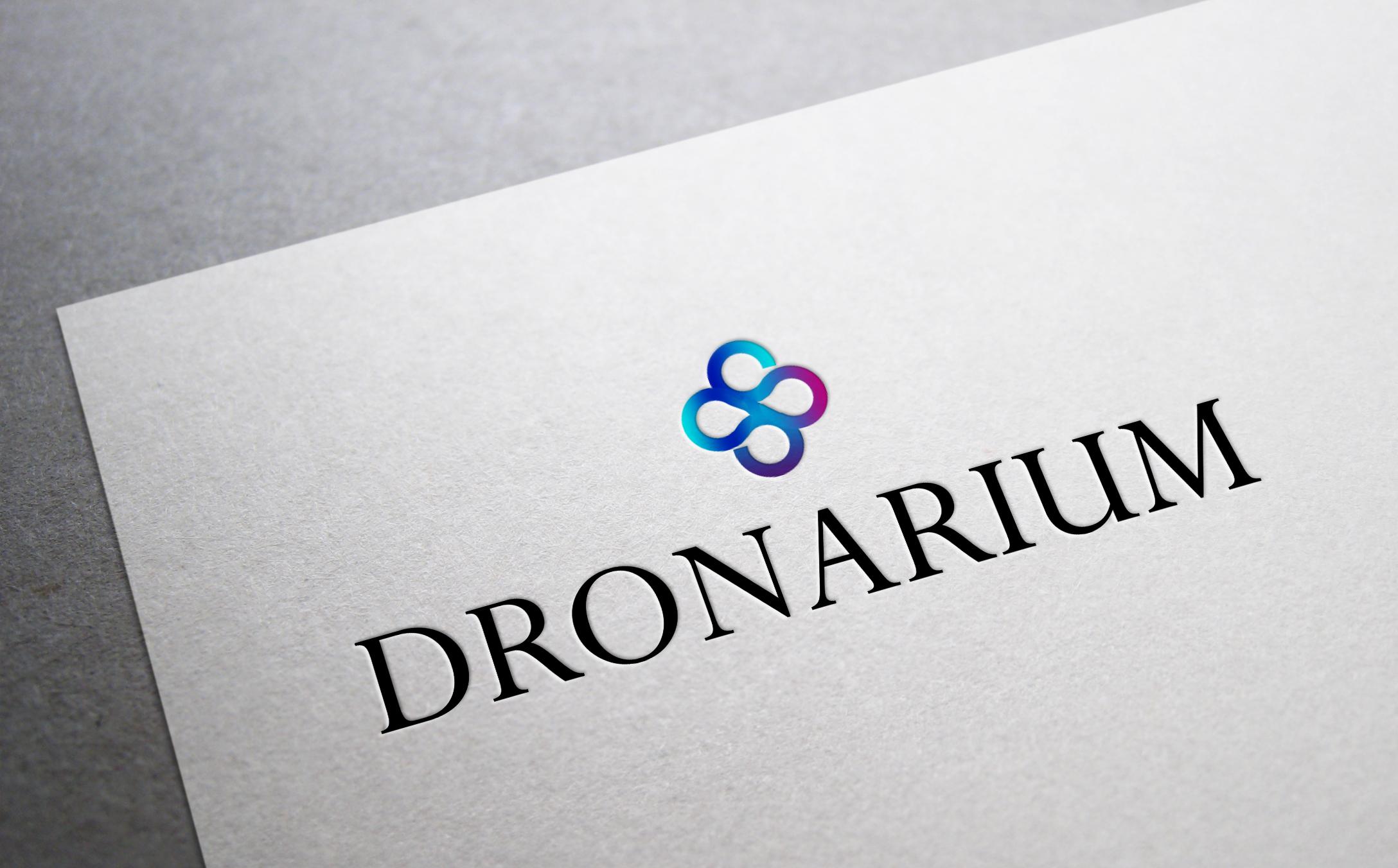 """Логотип для компании по разработке и продаже дронов """"Dronarium"""""""