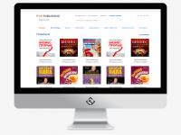 Сайт для издателя аудио книг