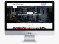 Сайт для имиджмейкера