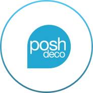 PoshDeco - дизайн интерьеров