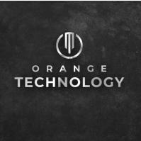 orange бренд фирменный стиль