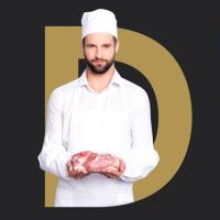 бренд колбасных изделий Delmark