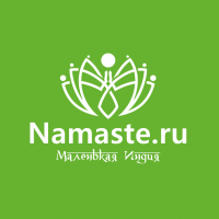 Namaste concept