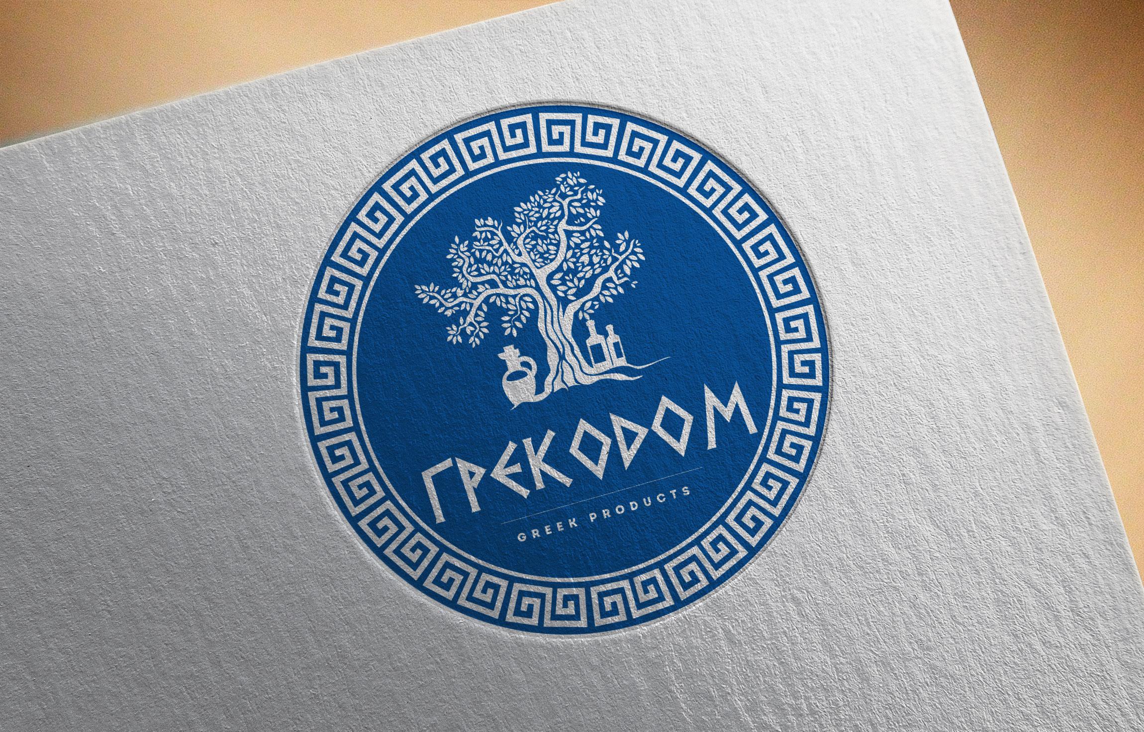 ГРЕКОDOM // магазин греческих продуктов
