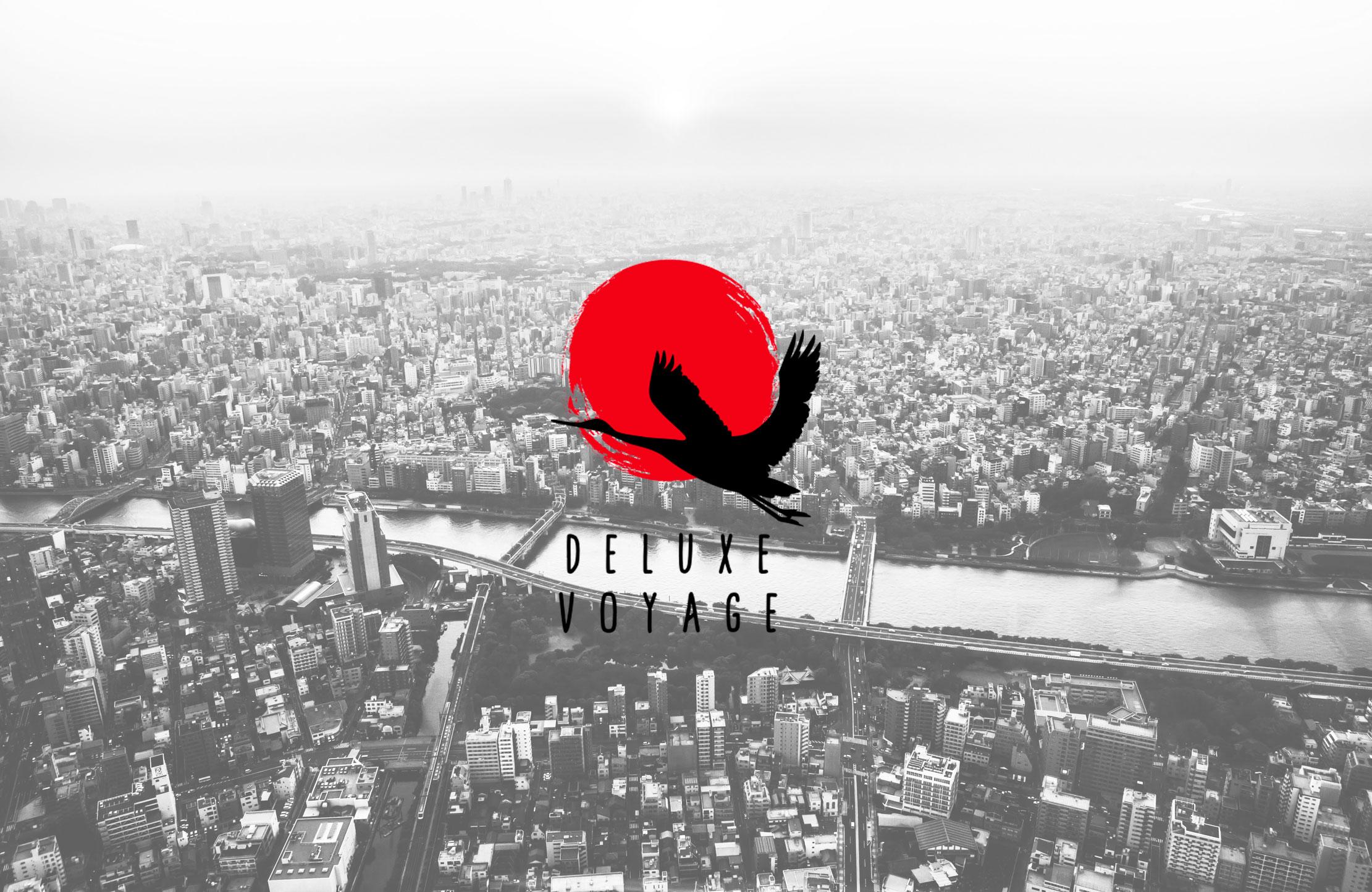 Deluxe Voyage // туристические услуги по Японии