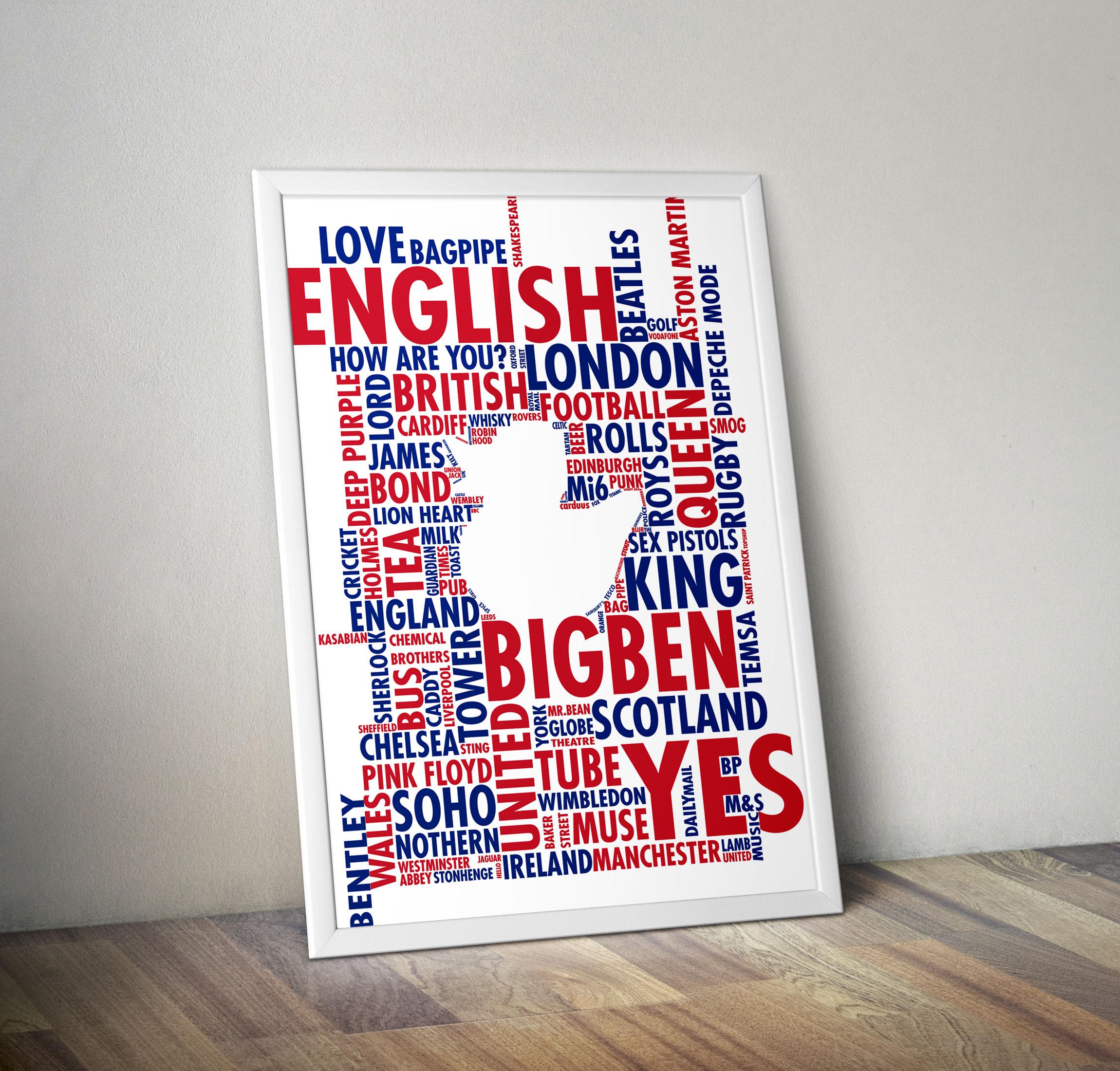 EuroSchool // листовка для языковой школы