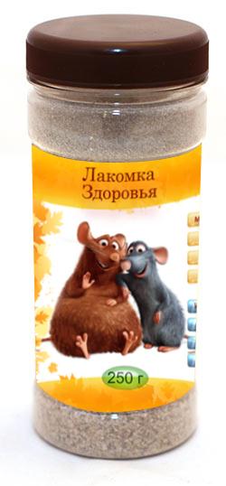 Дизайн этикетки на ПЭТ-банку лакомства для домашних грызунов фото f_44953b1a2714bfb5.jpg
