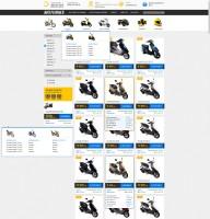 Интернет магазин MOTOBIKE