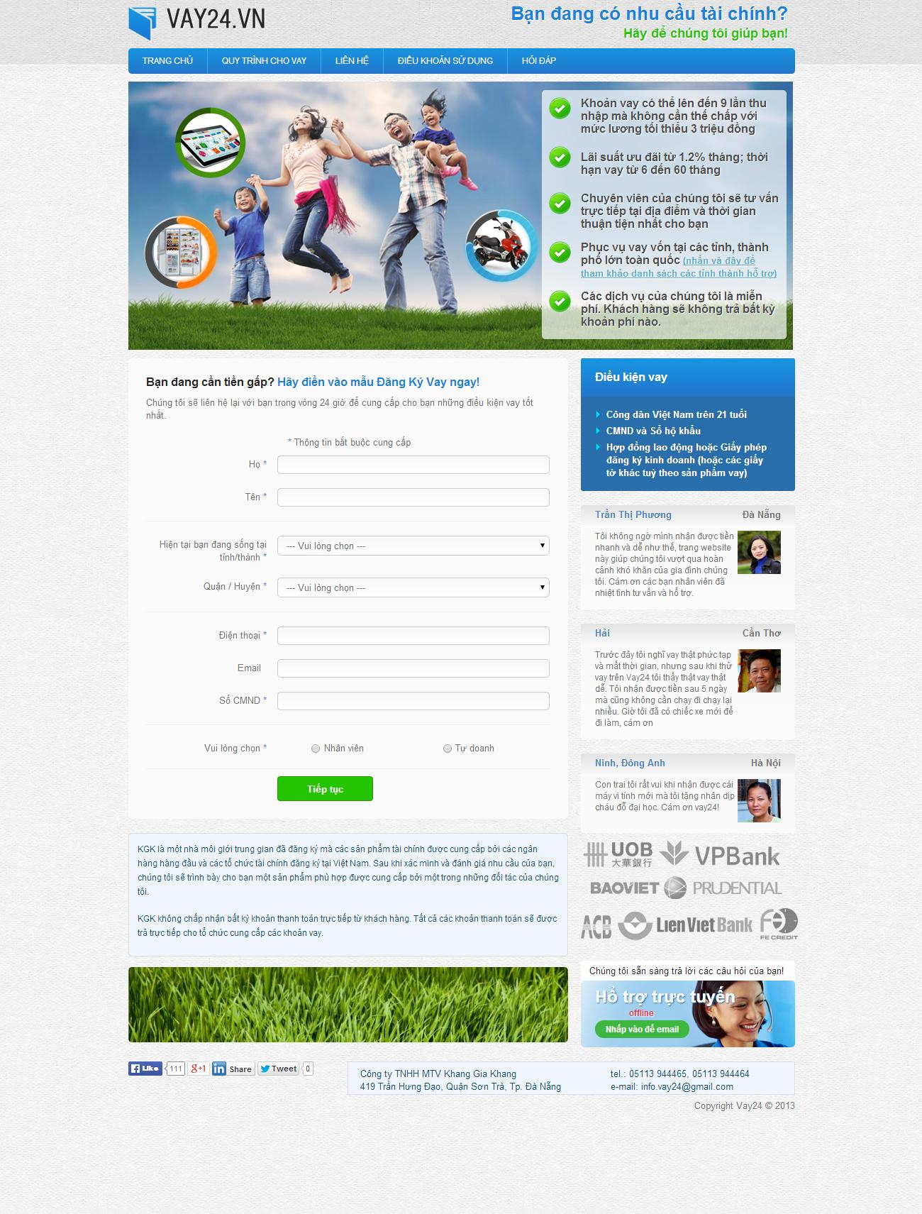 Vay24 - Вьетнамский банк