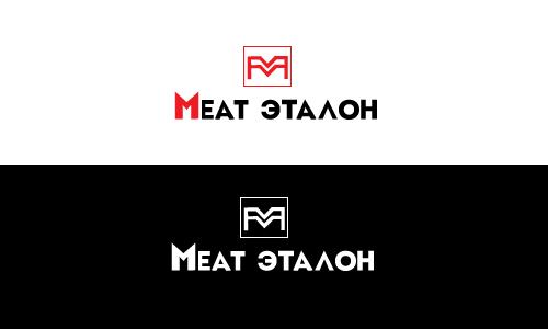 Логотип компании «Meat эталон» фото f_11556f2b0fa99e2a.jpg