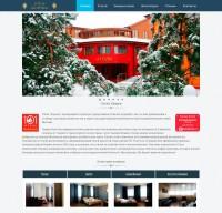 Сайт отеля в Химках  (CMS Drupal)