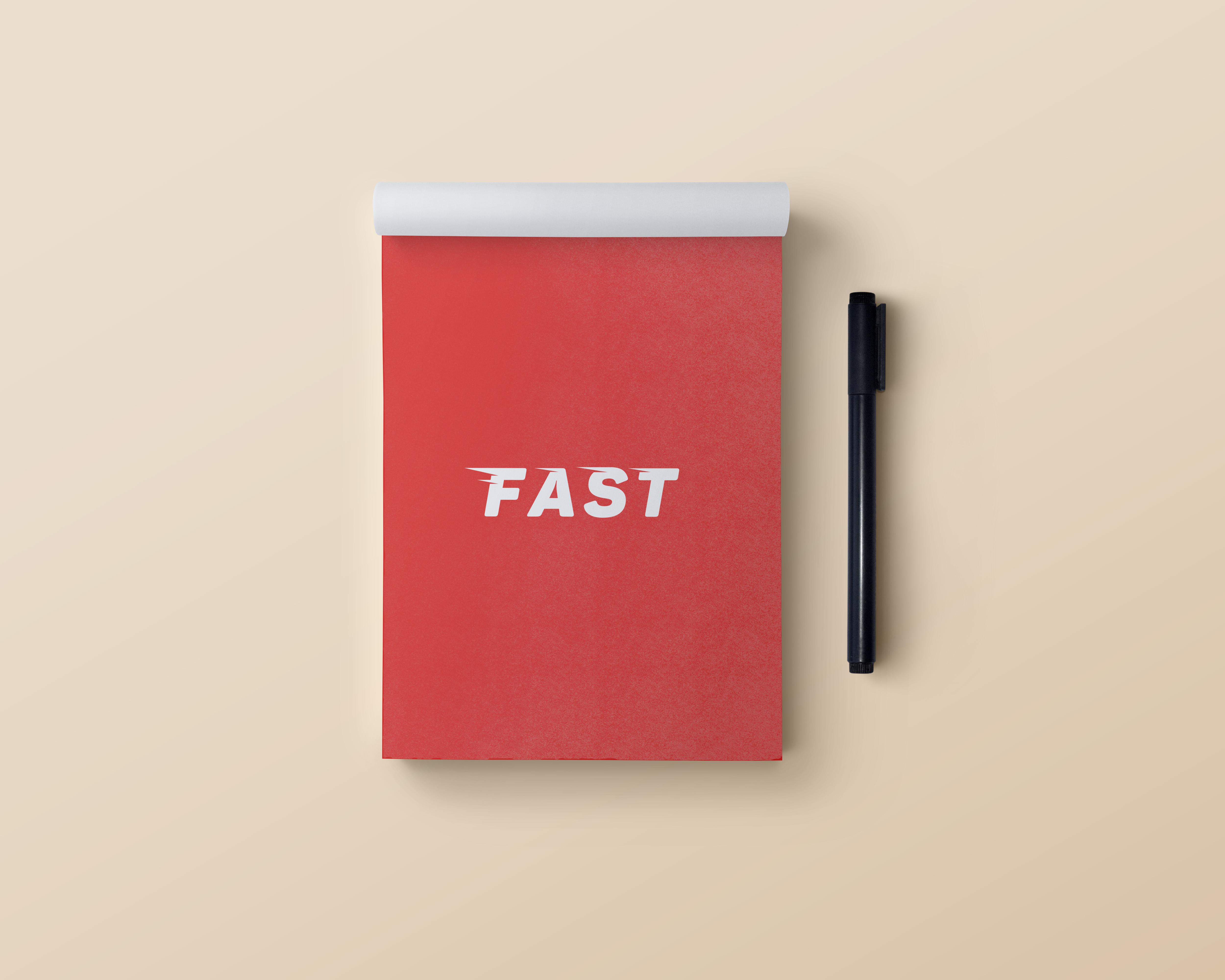 Разработка Логотипа FAST